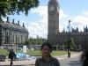 Пребывание в Лондоне